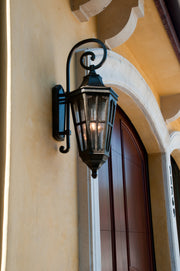 Beacon Hill VX 3-Light Outdoor Wall Lantern  - Image #2