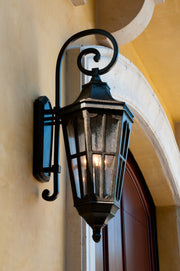 Beacon Hill VX 3-Light Outdoor Wall Lantern  - Image #3