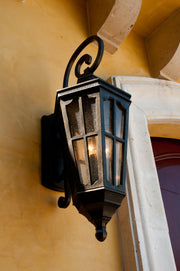 Beacon Hill VX 3-Light Outdoor Wall Lantern  - Image #4