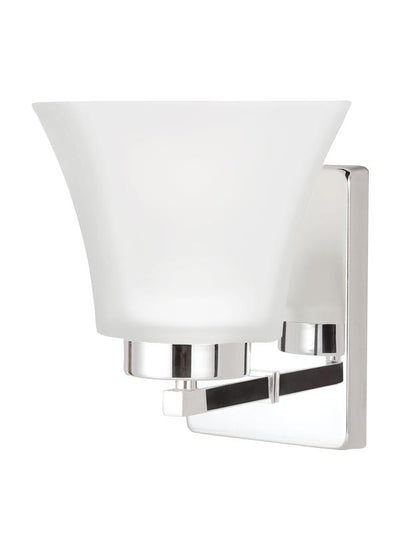 4111601-05, One Light Wall / Bath Sconce , Bayfield Collection