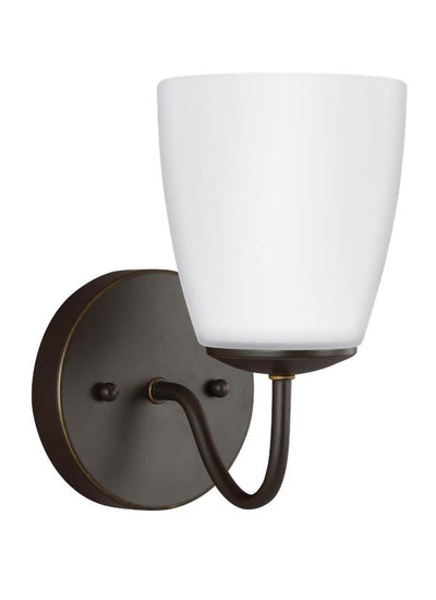 4116601-782, One Light Wall / Bath Sconce , Bannock Collection