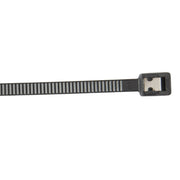 "Gardner Bender 46-308UVBSC 8"" Self Cutting Cable Tie, black, 50lb; 50 per bag  - Image #3"