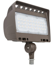 "LED Architectural Flood Light with 1/2"" Knuckle, 50 watt, 120-277V  - Image #1"
