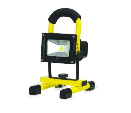 LED 10W Small Rechargeable Flood Light