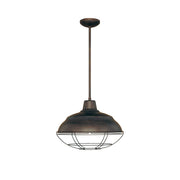 Millennium Lighting Neo-Industrial Mini Pendant 5311 Series (Rubbed Bronze Finish)  - Image #2