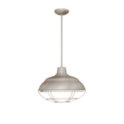 Millennium Lighting Neo-Industrial Mini Pendant 5311 Series (Satin Nickel Finish)  - Image #1