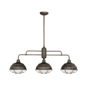Millennium Lighting Neo-Industrial Island Light 5313 Series (Rubbed Bronze Finish)