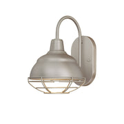 Millennium Lighting Neo-Industrial Sconce - Satin Nickel