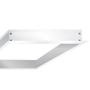 2'x2' Flange Kit for PQL LED Flat Panels and Troffers  - Image #1