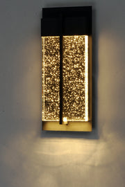 Cascade LED Outdoor Wall Sconce  - Image #3