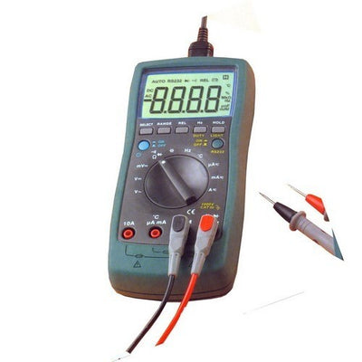 Cat III TRMS Autoranging Digital Multimeter with PC Interface