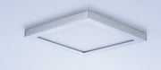 "Wafer LED 6.25"" SQ 3000K Wall/Flush Mount  - Image #3"