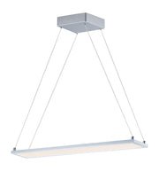 "Wafer LED 24"" Linear Pendant 3000K  - Image #1"