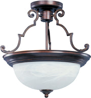 Essentials 3-Light Semi-Flush Mount  - Image #1