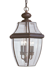 6039-71, Three Light Outdoor Pendant , Lancaster Collection