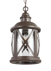 6221401-71, One Light Outdoor Pendant , Lakeview Collection