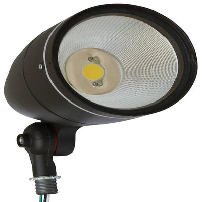 LED Bullet Flood Light 12 Watt 3000K 120-277V