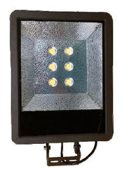LED Power Flood Series - Trunion Mount