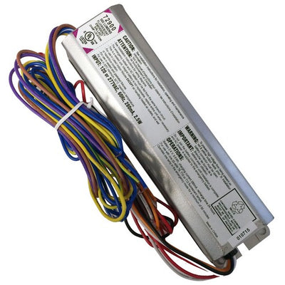 Fluorescent Emergency Lighting Ballasts 500 Lumens T8-T12