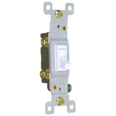 Toggle Switch 4 Way 15A-120/277V
