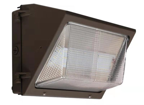NEW LED Wall Pack, 75 Watt, 8600 Lumens, 120-277V, 5000K