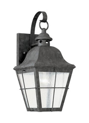 8462-46, One Light Outdoor Wall Lantern , Chatham Collection