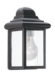 8588-12, One Light Outdoor Wall Lantern , Mullberry Hill Collection