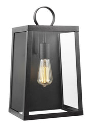 8737101-839, Large One Light Outdoor Wall Lantern , Marinus Collection  - Image #1