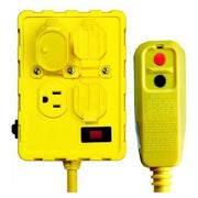 4-Outlet GFCI Power Pack  - Image #1