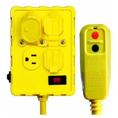 4-Outlet GFCI Power Pack