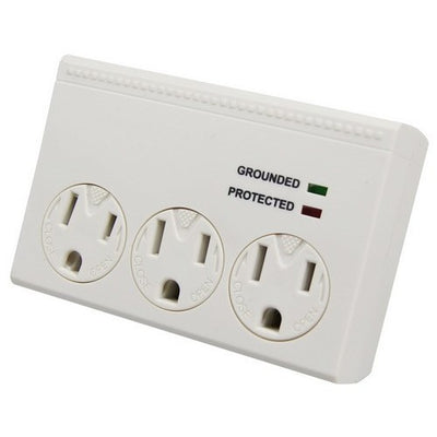 3 Outlet Surge Protector