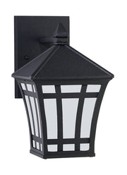 89131-12, One Light Outdoor Wall Lantern , Herrington Collection  - Image #1