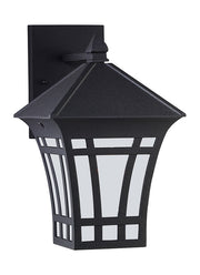 89132-12, One Light Outdoor Wall Lantern , Herrington Collection  - Image #1