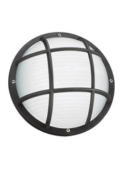 89807EN3-12, One Light Outdoor Wall / Ceiling Mount , Bayside Collection  - Image #1