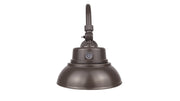 "10"" LED Gooseneck Barn Light, 25 watt (Bronze)  - Image #9"