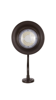 "10"" LED Gooseneck Barn Light, 25 watt (Bronze)  - Image #10"