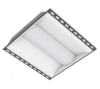 LED 2'x2' Air Return Volumetric Troffer