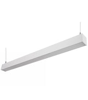4 Foot LED Direct/Indirect Suspended Linear Fixture, 60 watt