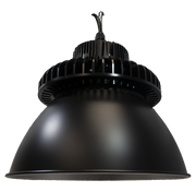 "LED ""Saturn 1"" UFO High Bay, 100 watt, 13,000 Lumens, Comparable to 250 Watt Fixture, 120-277V"