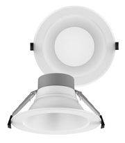 LED 8 Inch Commercial Downlight, Wattage Selectable: 12W/16W/22W, CCT Selectable: 3000K/3500K/4000K, 120-277V  - Image #2