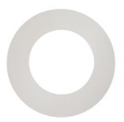 8 Inch Commercial Downlight Retrofit Goof Ring  - Image #1