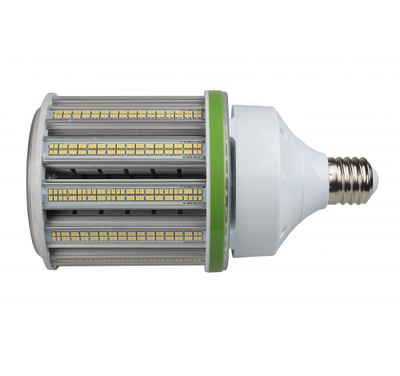High-Lumen LED Corn Lamp 125 watt, 120-277V, E39 Base