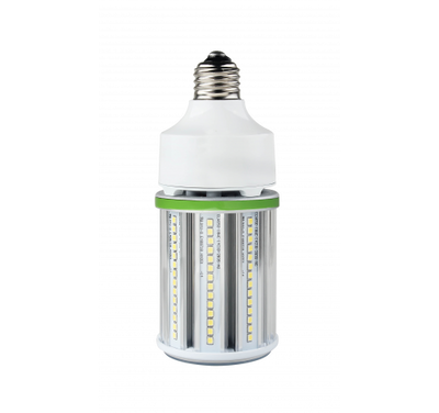 High-Lumen LED Corn Lamp 18 watt, 120-277V, E26 Base