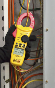 Sperry Instruments DSA1020TRMS Digital Clamp Meter, 1000A AC/DC, TRMS, Temp  - Image #3