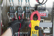 Sperry Instruments DSA1020TRMS Digital Clamp Meter, 1000A AC/DC, TRMS, Temp  - Image #4