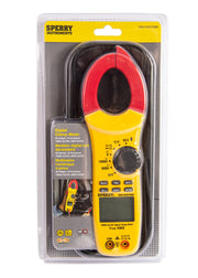 Sperry Instruments DSA1020TRMS Digital Clamp Meter, 1000A AC/DC, TRMS, Temp  - Image #5