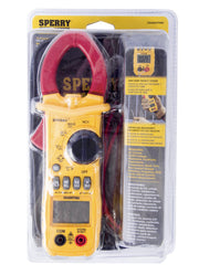 Sperry Instruments DSA600TRMS Digital Clamp Meter, 600A AC, TRMS, Temp  - Image #6