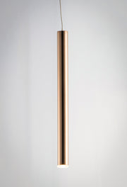 Flute LED 1-Light Pendant E10001-RG   - Image #2