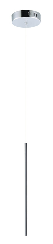 Flute LED 1-Light Pendant E10002-PC   - Image #1