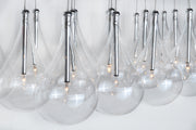 Larmes 9-Light Pendant E20116-18 Single-Tier Chandelier  - Image #2